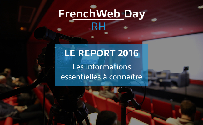 Photo de Fin du salariat, CDO or not, le bonheur en entreprise… Le Report 2016 du Frenchweb Day RH