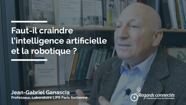 Photo de Faut-il craindre l'intelligence artificielle et la robotique ?