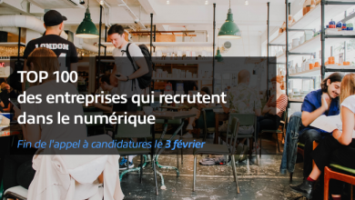 Photo de Participez au Top 100 des entreprises qui recrutent en 2019